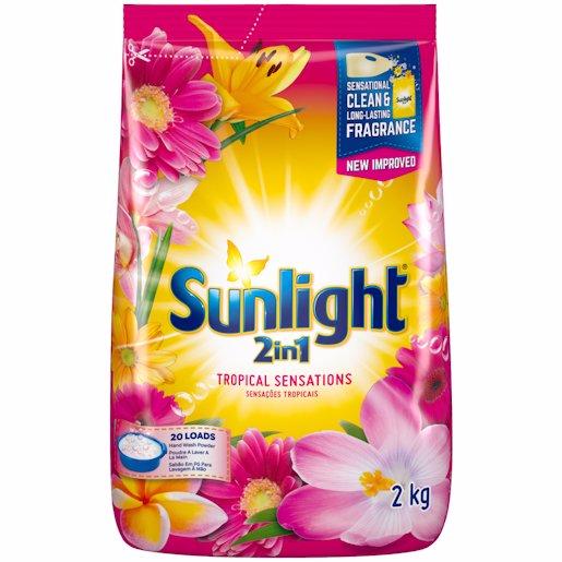 SUNLIGHT H/WASH TROPICAL 2KG