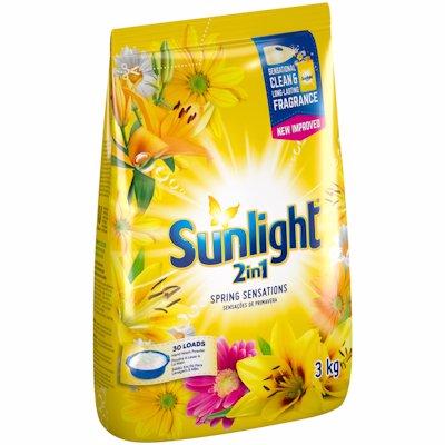 SUNLIGHT HAND WASHING POWDER REGULAR 3KG