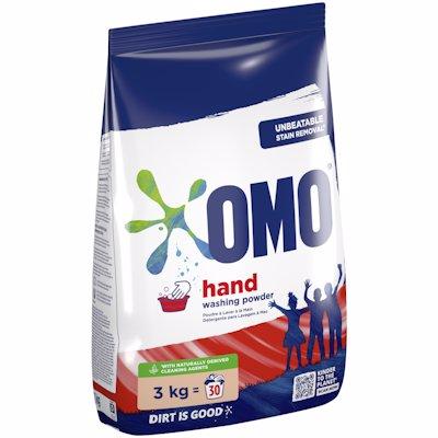 OMO MULTI-ACTIVE HAND WASHING POWDER 3KG