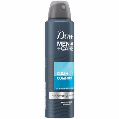 DOVE MEN APS CLEAN COMFORT 150ML
