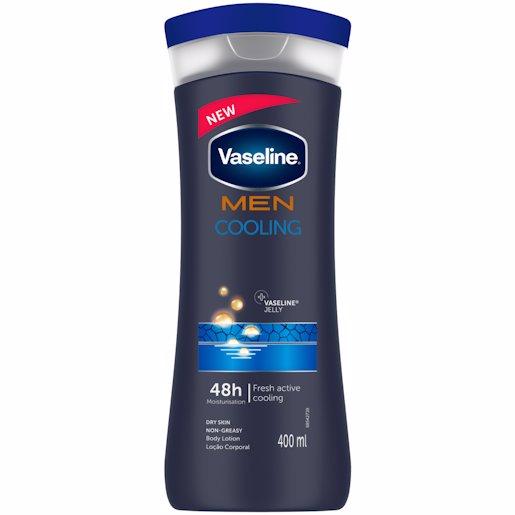 VASELINE LOT MEN COOLING 400ML