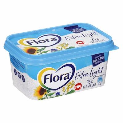 FLORA EXTRA LIGHT TUB 500G