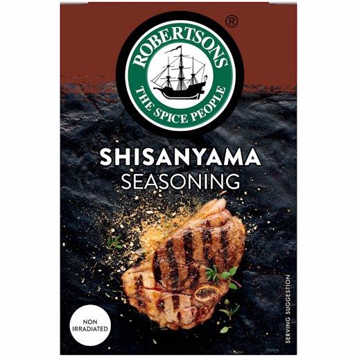 ROB SEASON SHISANYAMA 80G