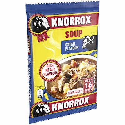 KNORROX SOUP BAG OXTAIL 400G