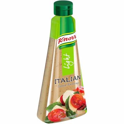 KNORR DRESSING LIGHT ITALIAN 340ML