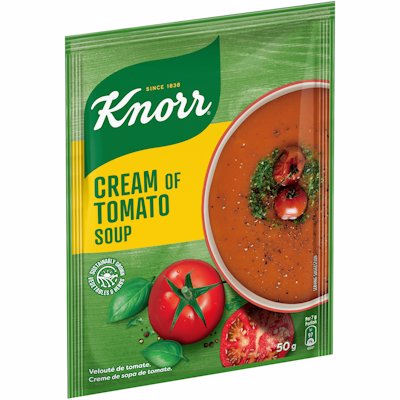 KNORR SOUP CRM OF TOMATO 50GR