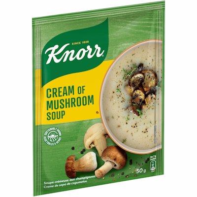 KNORR SOUP CRM OF MUSHROO 50GR