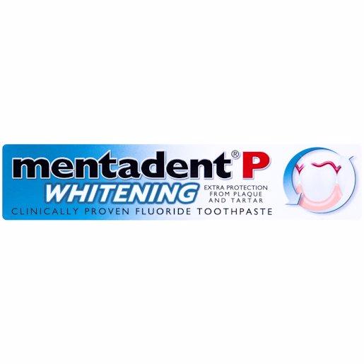 MENTADENT P WHITE 100ML