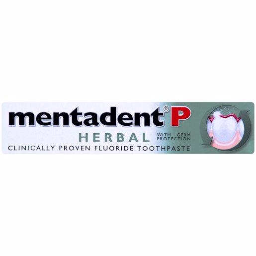 MENTADENT P HERBAL 100ML