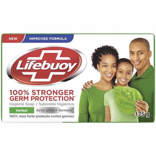 LIFEBUOY SOAP HERBAL 175GR
