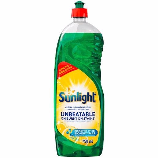 SUNLIGHT DISHWASH LIQUID KVI 750ML