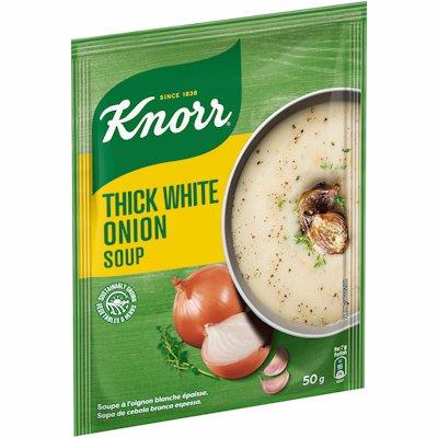 KNORR SOUP WHITE ONION 50GR