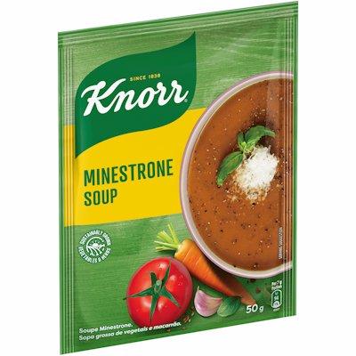KNORR SOUP MINESTRONE 50GR