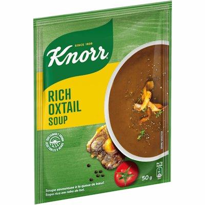 KNORR SOUP RICH OXTAIL 50GR