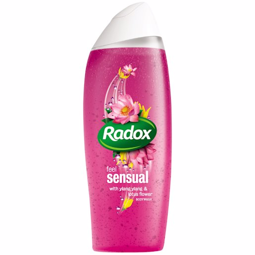 RADOX B/WASH SENSUAL 400ML