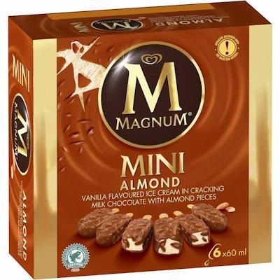 MAGNUM MINI ALMOND MP 6'S