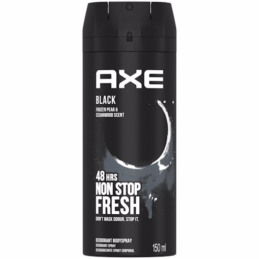 AXE AERO BLACK 150ML