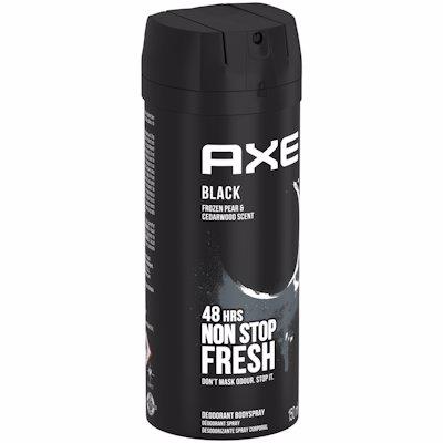 AXE BODY SPRAY BLACK 150ML