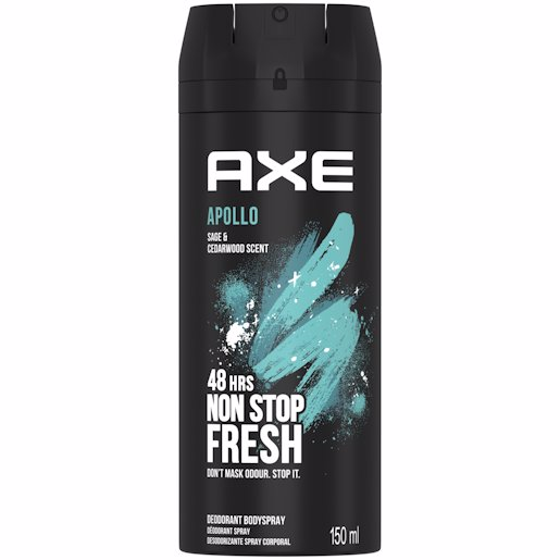 AXE DEO APOLLO 150ML
