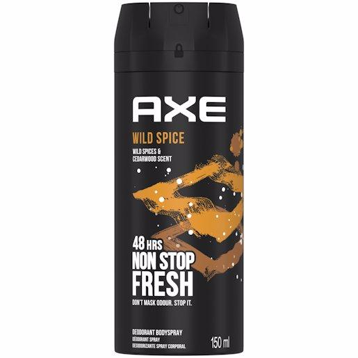 AXE AERO WILD SPICE 150ML