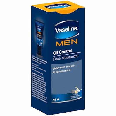 VASELINE MEN FACE MOISTURIZER OIL CONTROL 50ML