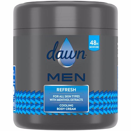 DAWN CRM MEN REFRESH 400ML