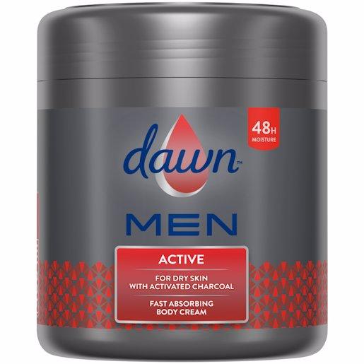 DAWN CRM MEN ACTIVE 400ML