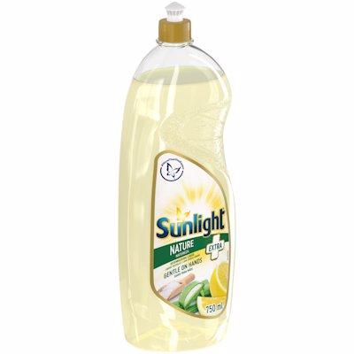 SUNLIGHT DISH WASHING LIQUID NATURE 750ML