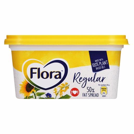 FLORA MARG MED FAT REG 1KG