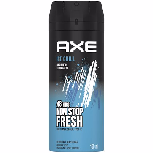 AXE AERO CHILL 150ML