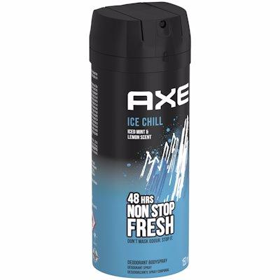 AXE BODY SPRAY ICE CHILL 150ML