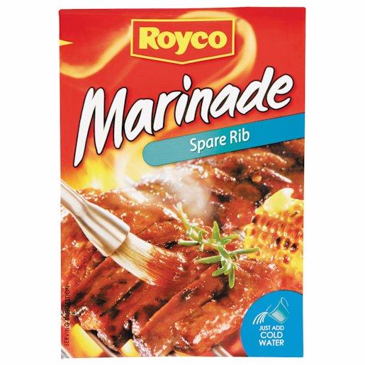 ROYCO MARINADE SPARE RIB 46GR