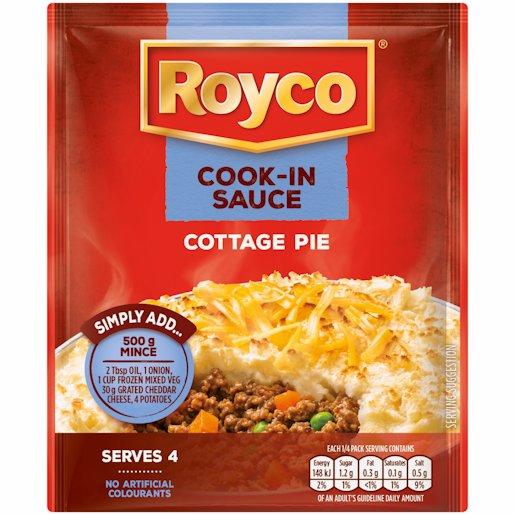 ROYCO C.I.S. COTTAGE PIE 41GR