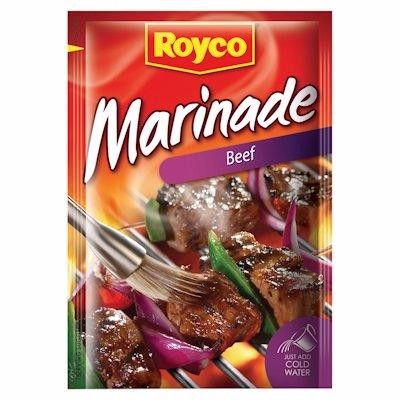 ROYCO MARINADE BEEF 39G