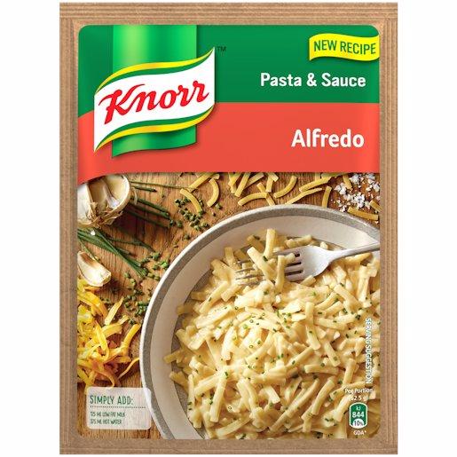 KNORR P/SAUCE ALFREDO 125GR