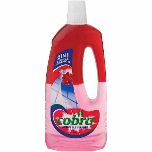 COBRA ACT TILE CLNR  FLOR 750ML