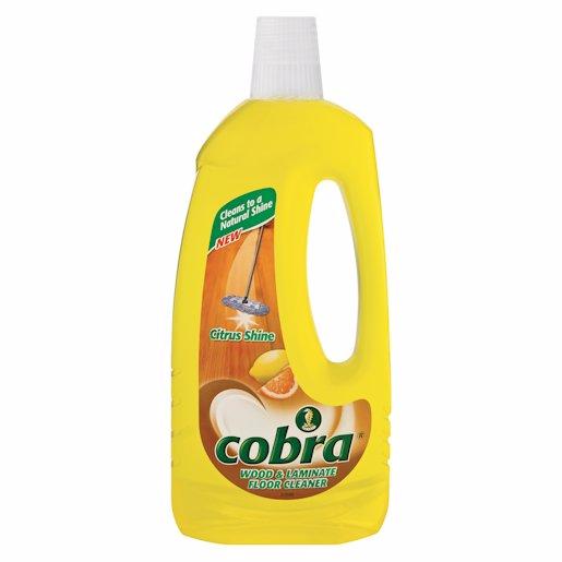 COBRA LAMINATE CITRUS FL/CLEAN 750ML