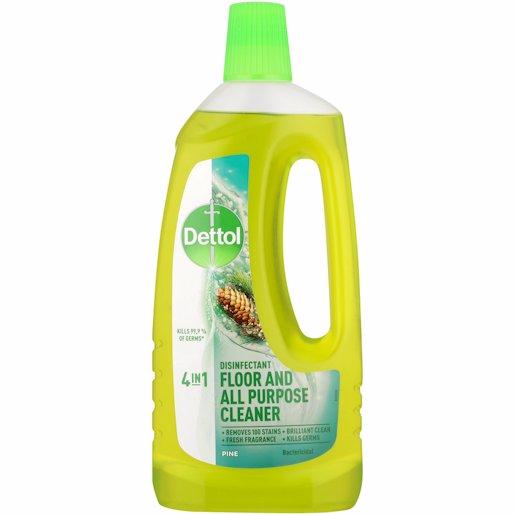 DETTOL APC LIQ CLEAN PINE 750ML