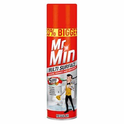 MR MIN MULTI SURFACE SURFACE REGULAR 400ML