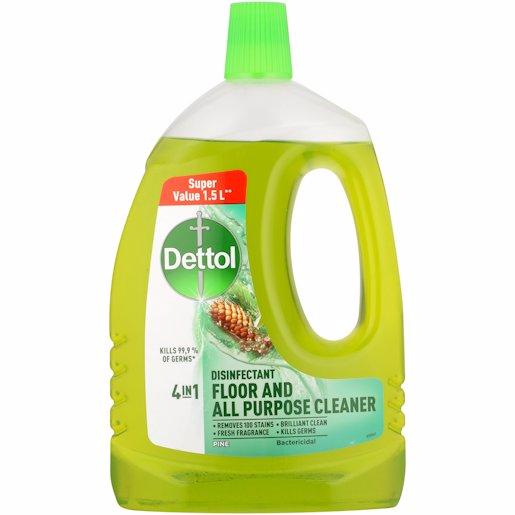 DETTOL APC LIQ CLEAN PINE 1.5LT