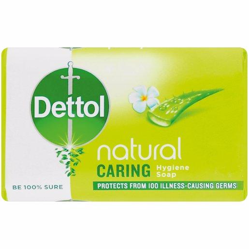 DETTOL SOAP CARING 150GR