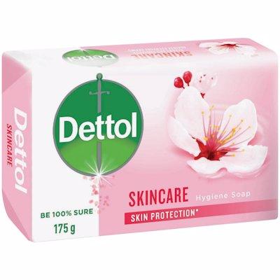 DETTOL SKINCARE HYGIENE SOAP 175G