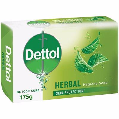DETTOL HYGIENE SOAP HERBAL 175G