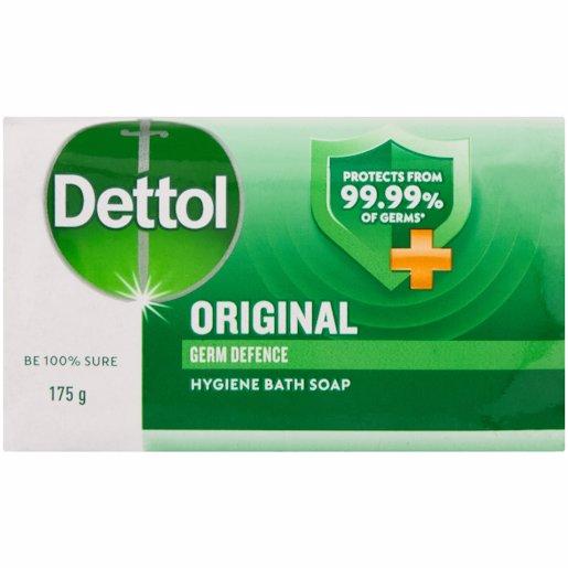 DETTOL SOAP ORIGINAL 175GR