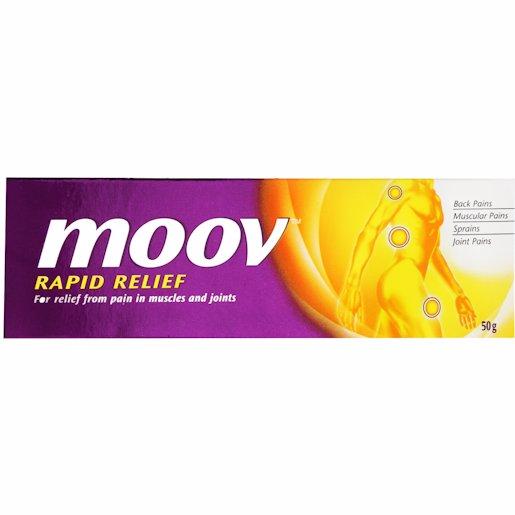 MOOV OINTMENT RAPID RLIEF 50GR