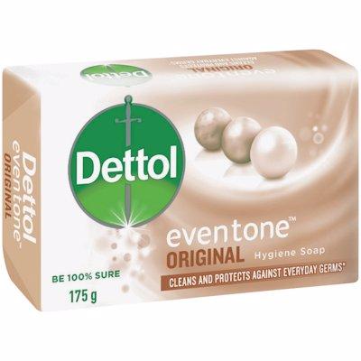 DETTOL EVENTONE ORIGINAL HYGIENE SOAP 175G