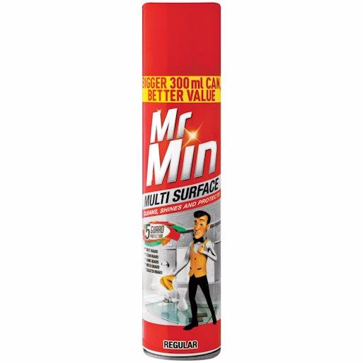 MR MIN M/S REGULAR 300ML