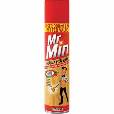 MR MIN WOOD REGULAR 300ML