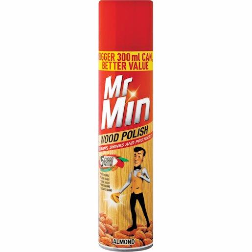 MR MIN WOOD ALMOND 300ML