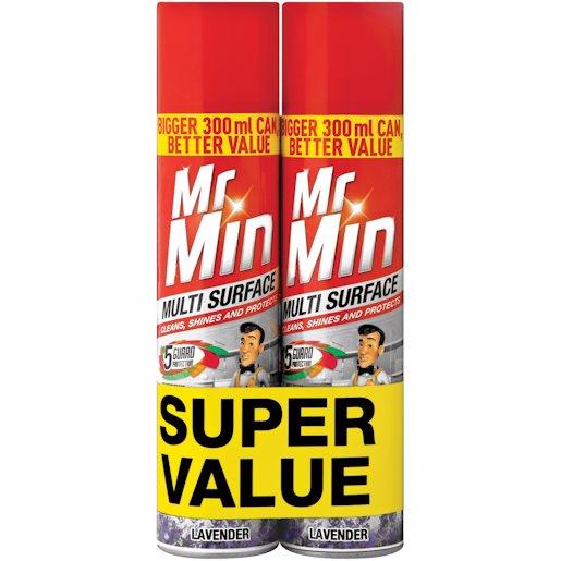 MR MIN M/S LAVENDER 2'S